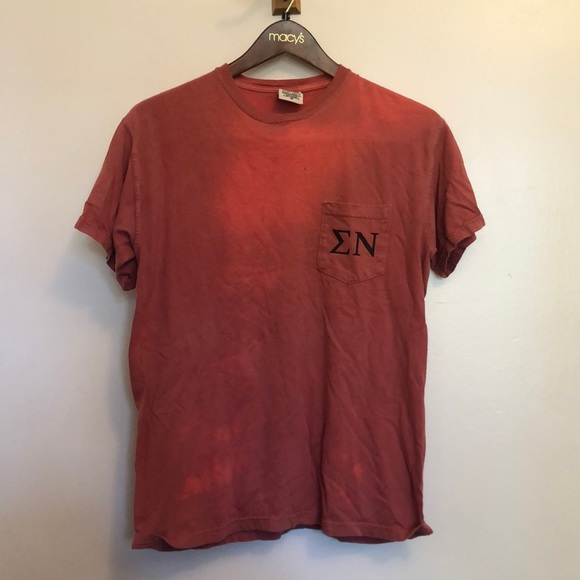 Comfort Colors Other - Sigma Nu T-shirt